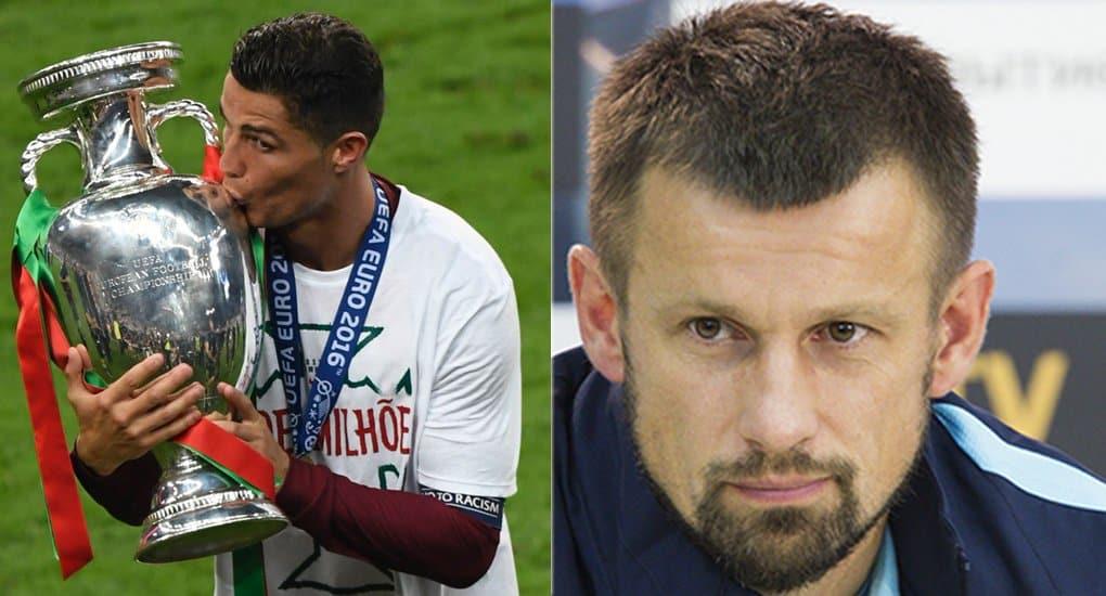 Футболисты Криштиану Роналду и Сергей Семак показали пример в делах милосердия