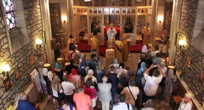 В Бордо освятили храм, подаренный православным католиками