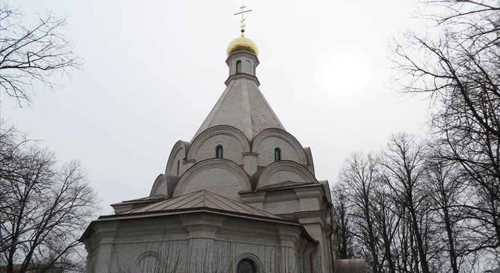 Патриарх Кирилл освятил восстановленный храм Москвы, взорванный Наполеоном