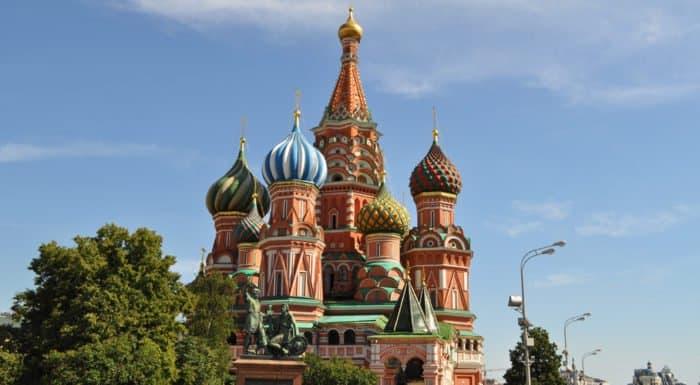 Покровский собор (Храм Василия Блаженного)+ видео