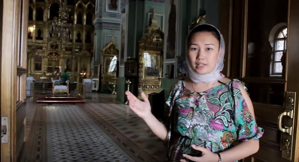 В Астрахани начали снимать видеоролики об истории местных храмов