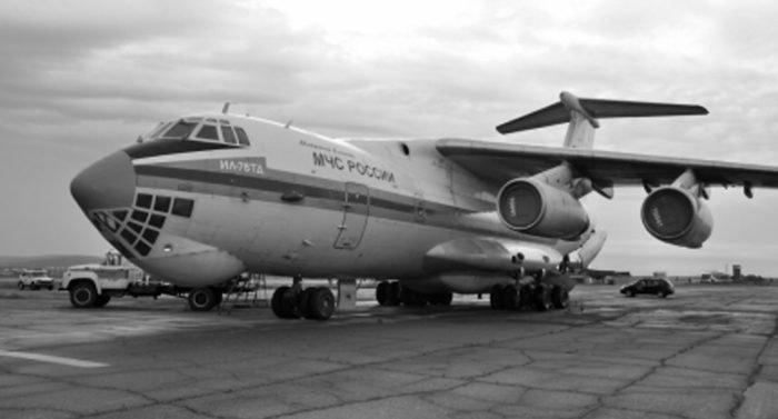В храмах Иркутской области молятся о жертвах крушения Ил-76