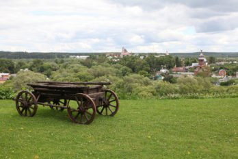 Боровск. Фото Владимира Ештокина