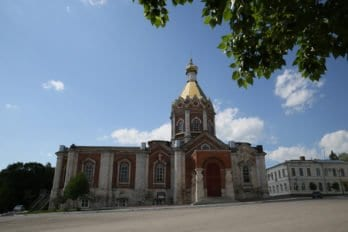 Кафедральный Вознесенский собор. Фото Владимира Ештокина