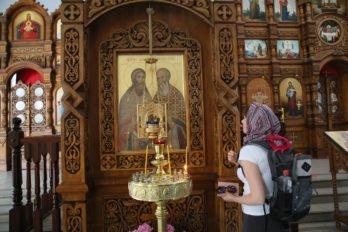 Внутри собора. Фото Владимира Ештокина