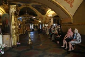 Никольский храм внутри. Фото Владимира Ештокина