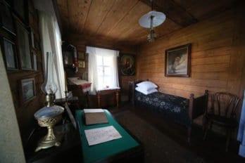 Келья старца Амвросия Оптинского. Фото Владимира Ештокина