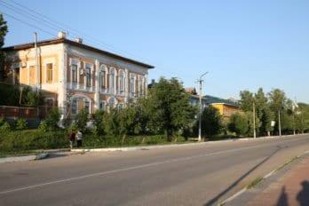 Улицы Касимова. Фото Владимира Ештокина