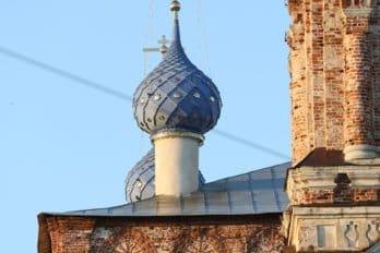 Храм Успения Пресвятой Богородицы. Касимов. Фото Владимира Ештокина