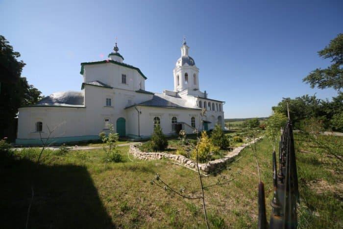 Троицкий храм. Касимов. Фото Владимира Ештокина