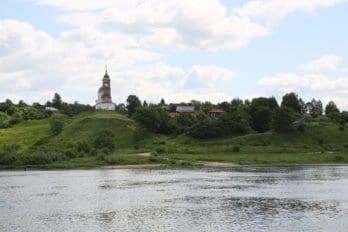 Ильинский храм. Фото Владимира Ештокина