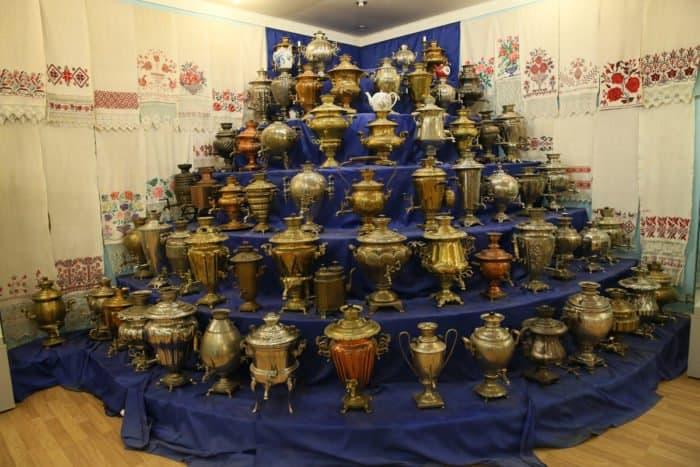 Музей самоваров. Касимов. Фото Владимира Ештокина