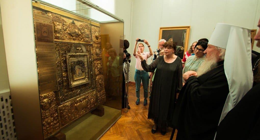 Выставка редких Казанских икон Божией Матери открылась в Татарстане