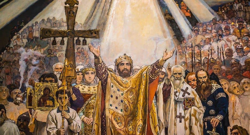 На Украине предложили возобновить почитание жены князя Владимира – царевны Анны