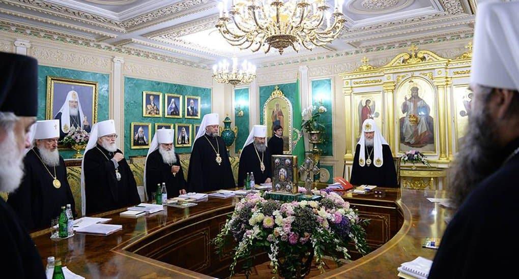 Память жертв теракта в Ницце почтил минутой молчания Синод Русской Церкви