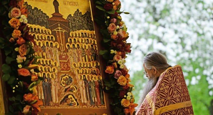 Четыре священника включены в Собор новомучеников Русской Церкви