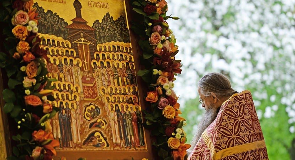 Мощи всех найденных новомучеников пронесут по епархиям Русской Церкви
