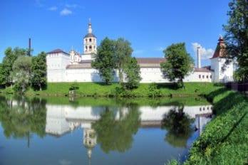 Боровско-Пафнутьев монастырь. Фото Сергея Ашмарина