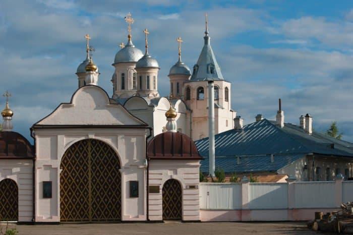 Паисиево-Галичский монастырь. Из открытых источников