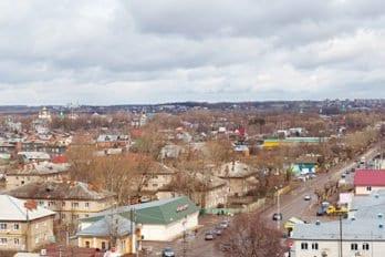 Переславль-Залесский, вид с юга. Фото PereslavlFoto