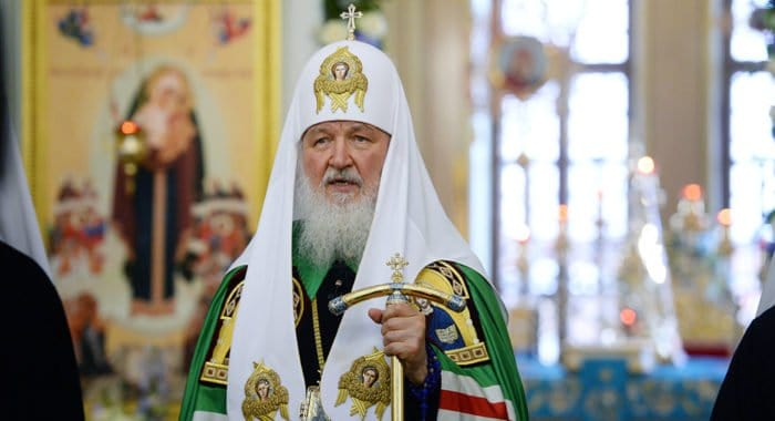 На Рождественских чтениях представили книгу «Риторика Патриарха»