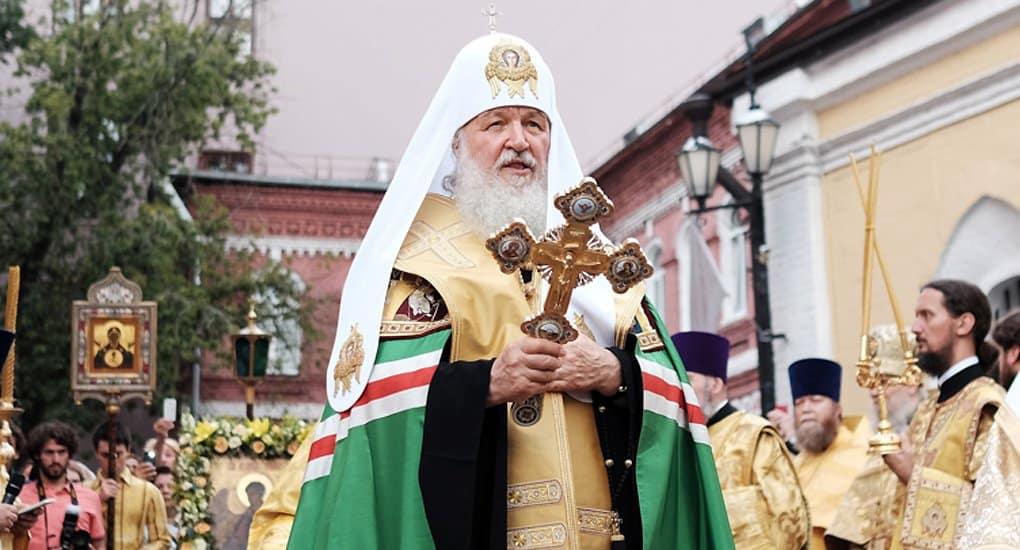 В канун Успения патриарх Кирилл совершит Всенощное бдение в храме Христа Спасителя