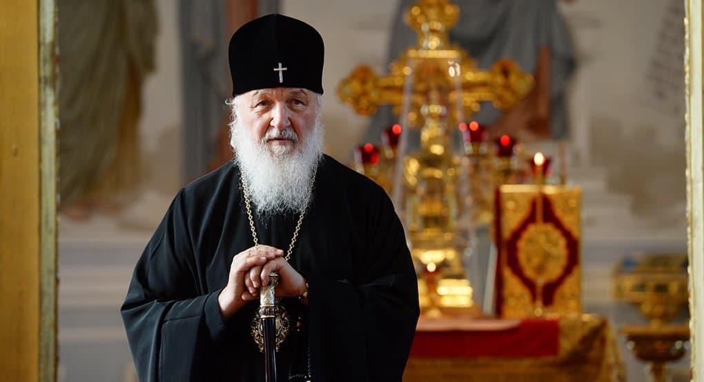 Каждый, кто ослабел в вере, должен вспомнить апостолов, - патриарх Кирилл