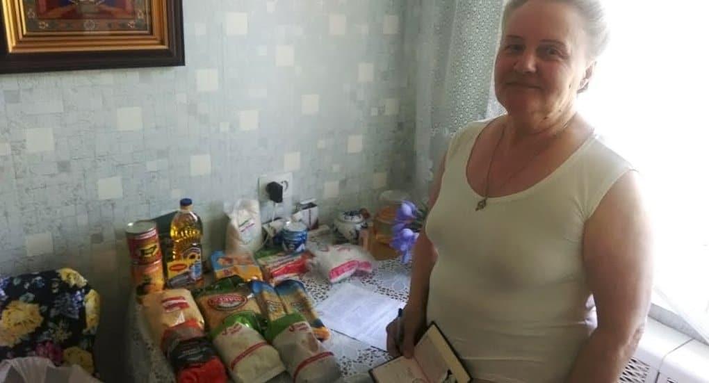 Свыше 3 тысяч тонн продуктов бесплатно получили нуждающиеся россияне
