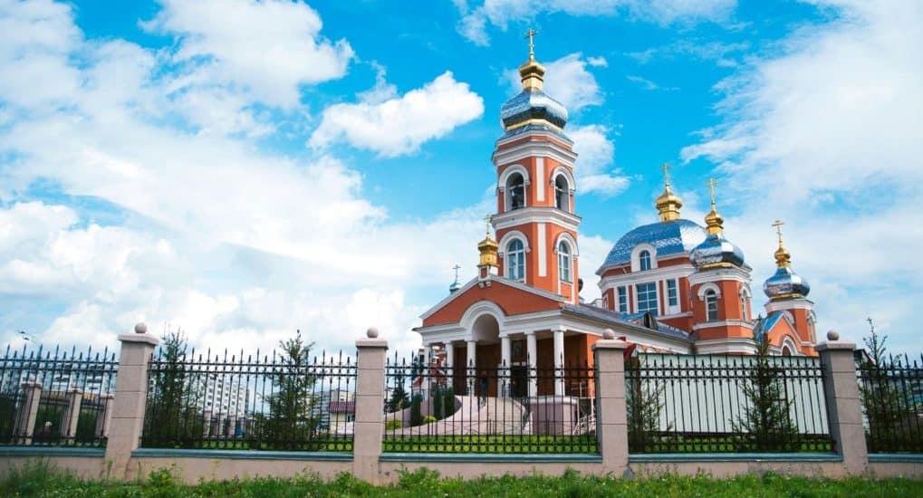 Приход в честь преподобного Серафима Саровского в Казани