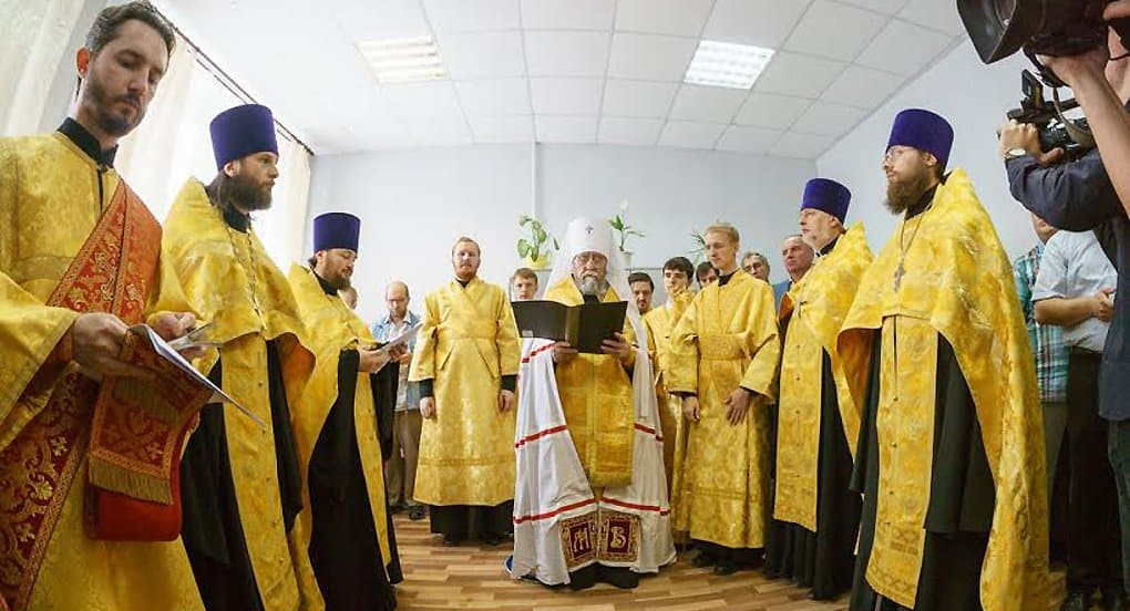 Православная социальная гостиница для бездомных открылась в Омске