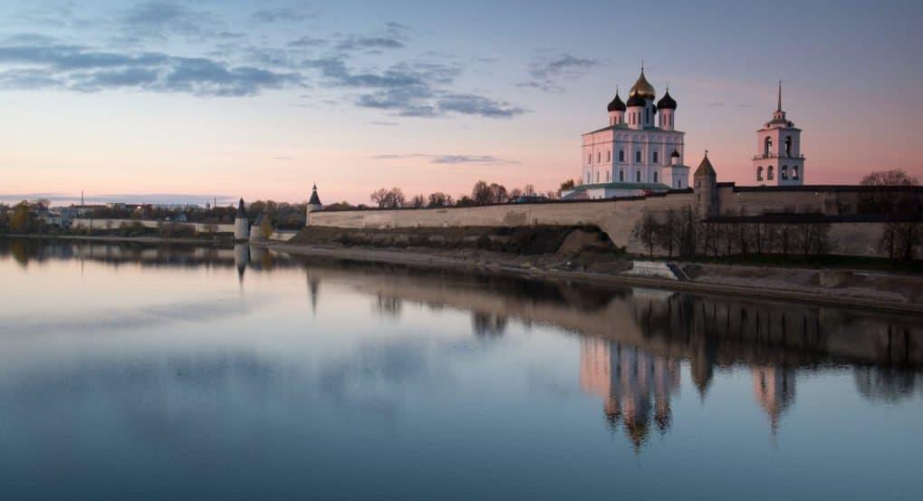 Храмы Пскова признали особо ценным культурным наследием