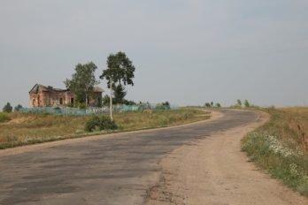 Никольская церковь села Жадинское
