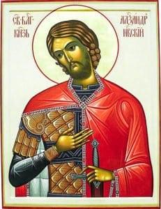 12.1. Александр Невский