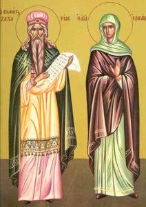 18.1. Захария и Елисавета