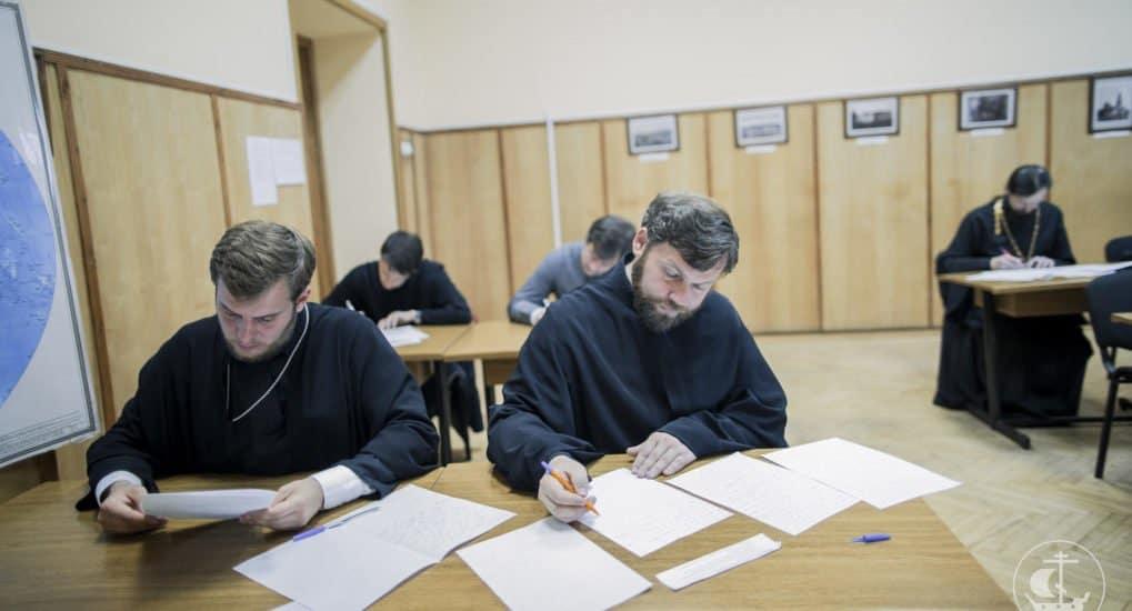 Пастырское служение невозможно без качественного образования, - Владимир Легойда