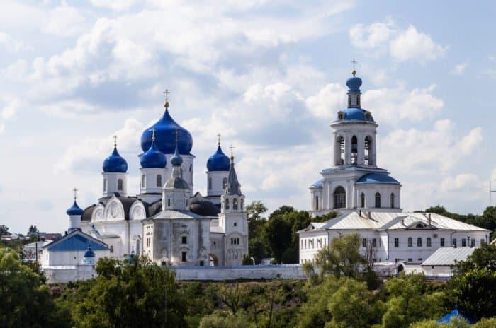 Фото Боголюбский монастырь. Вита - собственная работа, CC BY-SA 3.0