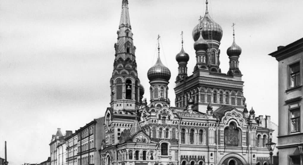 «Самый изящный» храм города начали восстанавливать в Петербурге