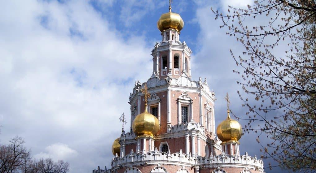 Шедевр «нарышкинского барокко» - храм Покрова в Филях вернут Церкви
