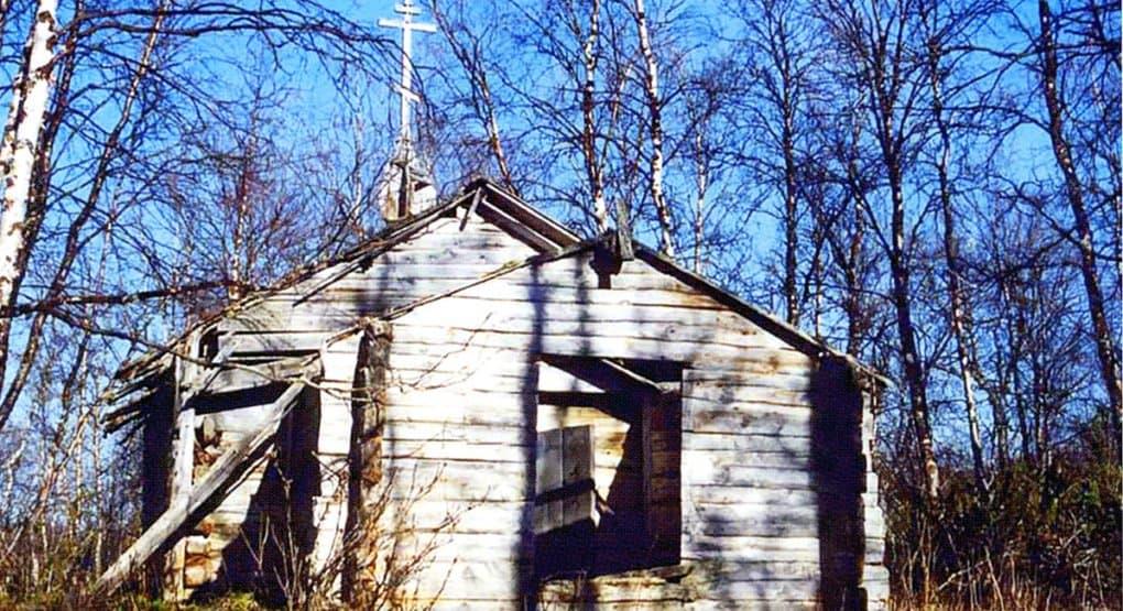 Древнюю часовню, почитаемую саамами, восстановят на Русском Севере