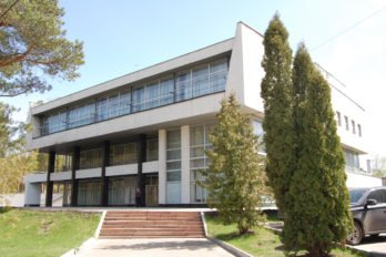 Дом Международных Совещаний (ДМС) ОИЯИ_Yokki_вики