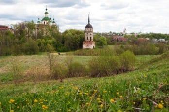Храмы Спасо-Суморина монастыря. Фото Елены Лукиной