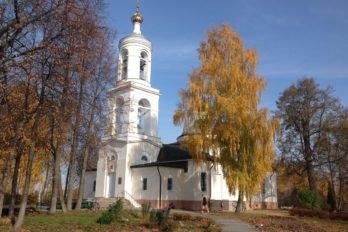 Церковь Похвалы Богородицы. Фото: Валерий Башевой