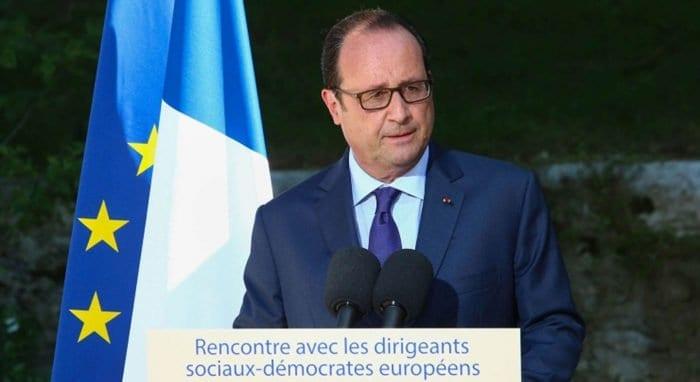 Франсуа Олланд поблагодарил патриарха Кирилла за поддержку в связи с терактом в Ницце