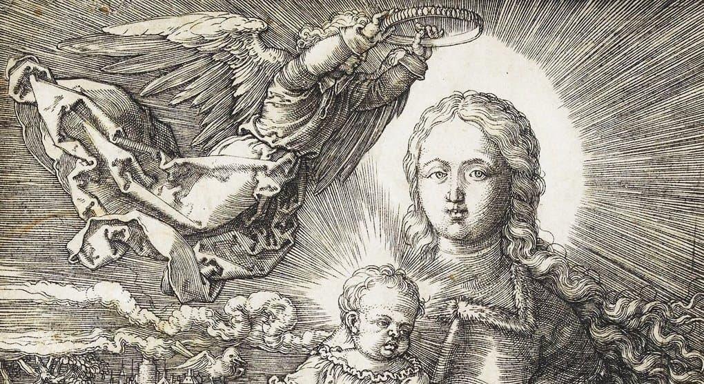 За несколько евро коллекционер купил на рынке во Франции гравюру Дюрера