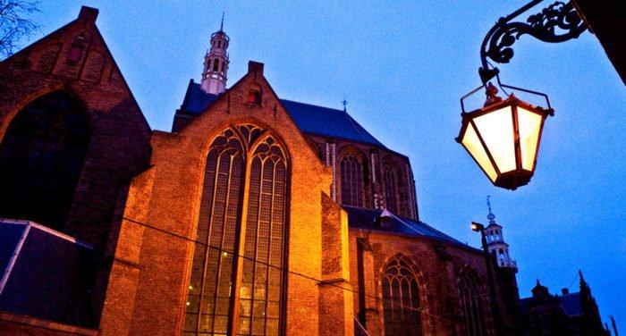 Храмы Голландии пустеют, превращаясь в кафе и магазины