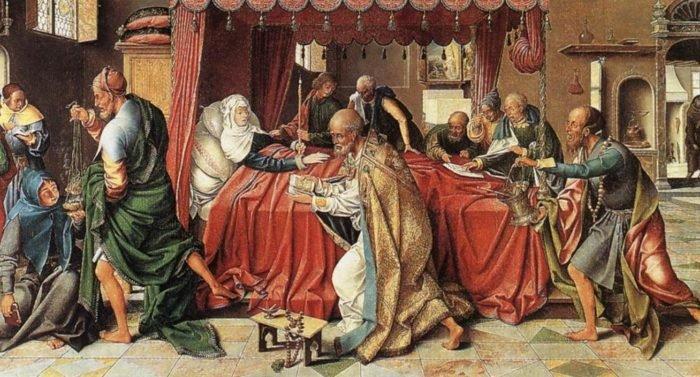 Успение Пресвятой Богородицы: картины