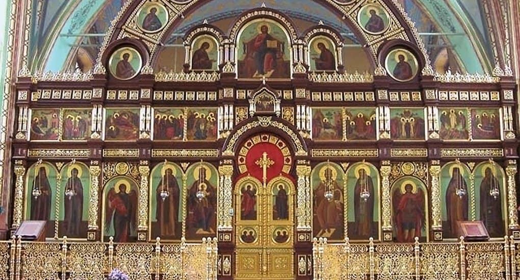 Пятиярусный иконостас – уникальное явление русского православия, - иконописец
