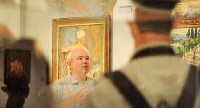 Понять импрессионистов людям с проблемами слуха поможет музейный видеогид