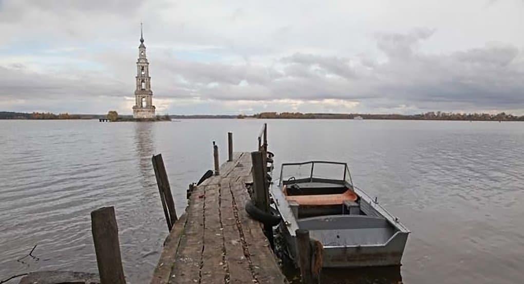 На затопленной колокольне в Калязине снова зазвонят колокола