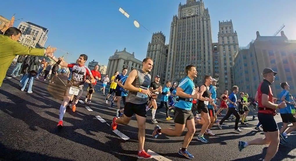 Участников Московского марафона-2016 приглашают помочь нуждающимся